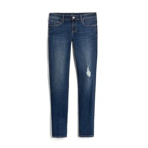 Kut from the Kloth Dayna Distressed Skinny Jeans